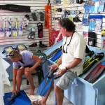 At Hazell's Water World, we believes customers should be able to see, feel equipment before they buy it. - Hazell's Water World - Diver Supply Barbados